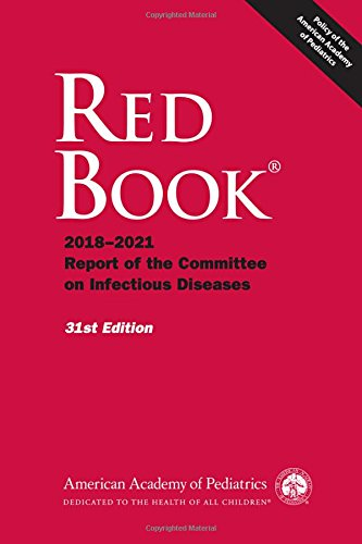 Read Red Book R 2018 2021 Report Of The Committee On Infectious Diseases Online By American Academy Pediatrics
