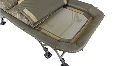 Nash Indulgence Air Bed 4 Wide - 4