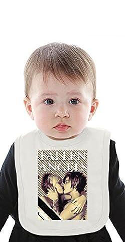 Fallen Angels Religion Organic Bib With Ties Medium