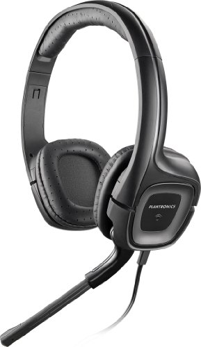 Monster Stereo Audio (Plantronics .Audio 355 Multimedia-Stereo-Headset)