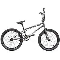 KHE BMX Chris Böhm Nero/Cromato per bicicletta direttamente da KHE. J1inferiore