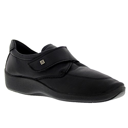 Arcopedico Womens L33 Black Synthetic Shoes 39 EU