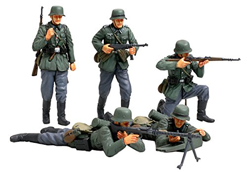 Tamiya German Infantry Set (French Campaign