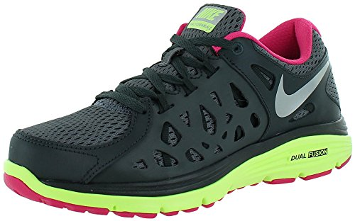 Nike Wmns Dual Fusion Run 3, Chaussures de Running Entrainement Femme Multicolore