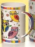 Becher - Teebecher Hedwig Eule