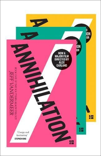 THE SOUTHERN REACH TRILOGY: The thrilling series behind Annihilation, the most anticipated film of 2018 por Jeff VanderMeer