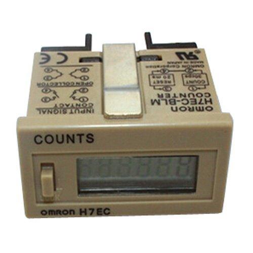 Preisvergleich Produktbild Zaehler - SODIAL(R)H7EC-BLM 0-999999 Zaehlbereich Keine Spannung erforderlich Digitaler Zaehler