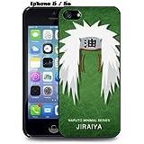 iphone 5 / 5s hülle Jiraiya Minimalist