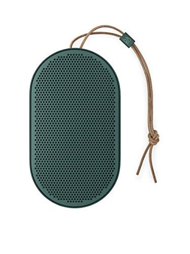 Bang & Olufsen Beoplay P2 - Altavoz Bluetooth portátil con micrófono Incorporado, Teal
