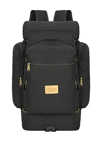 GXS groß Outdoor Fashion Boutique Leinwand Tasche Bergsteigen Reiten Paket - khaki