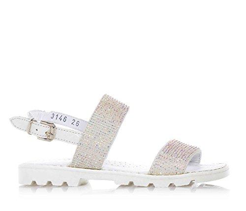 CIAO BIMBI - Sandalo beige, pelle e camoscio, dettaglio, stile, qualità, made in italy, Bambina-31