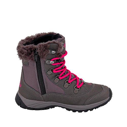 Brütting 721028, Scarpe da escursionismo donna Grau/Pink