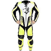 Bela Mono de moto Speed Star mono de piel Para los hombres Aprobado CE (54
