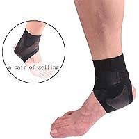 Knöchelstützgürtel, Bequem, Atmungsaktiv, Einstellbar, Geeignet für Fitness und Sport, Unisex Knöchel 1 Paar preisvergleich bei billige-tabletten.eu