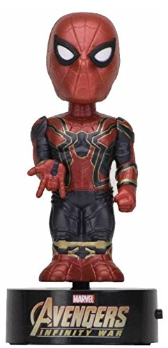 NECA SPIDER-MAN BODY KNOCKER FIGURA 16.5 CM AVENGERS INFINITY WAR