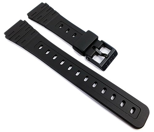 Genuine Casio Replacement Watch Bands for Casio Watch W-59-1V + Other models.