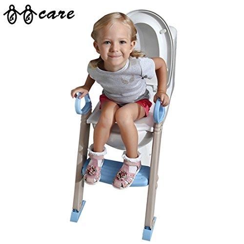 bbcarer-bb-soins-pliable-bebe-potty-training-siege-de-toilette-avec-echelle-blancbleu