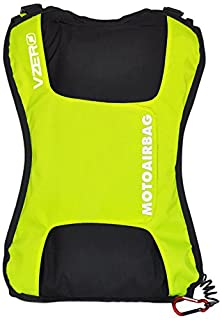 Motoairbag Backpack Vzero, Fluo, One-Size (B076RT2Y32) | Amazon Products