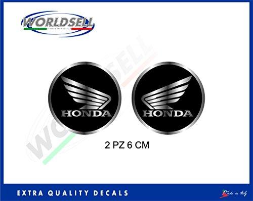 Adesivi Stickers HONDA tank serbatoio cbr 600 1000 rr vfr vtr hornet cb hrc grigio