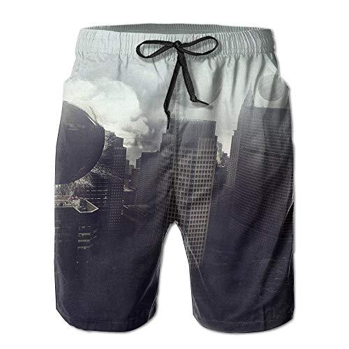 le Unreal World Man's Shorts Medium ()