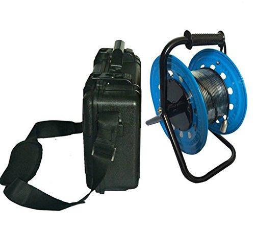 Gowe Tragbare gut Wasser Rohr Inspektionskamera mit DVR Control Box und 30m Kabel Sensor Größe: 1/10,2cm; horizontale Auflösung: 450TVL; Signal System: NTSC Dvr-kabel-boxen