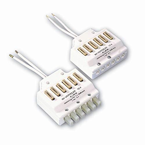 Heitronic VERTEILER 6-Wege A 150W screwable -