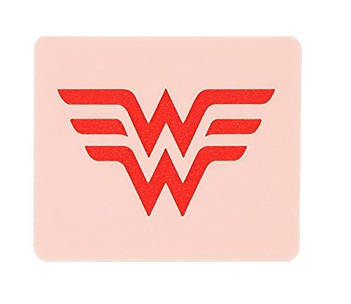 Wonder Woman Logo Face Painting Stencil 7cm x 6cm Washable and Reusable
