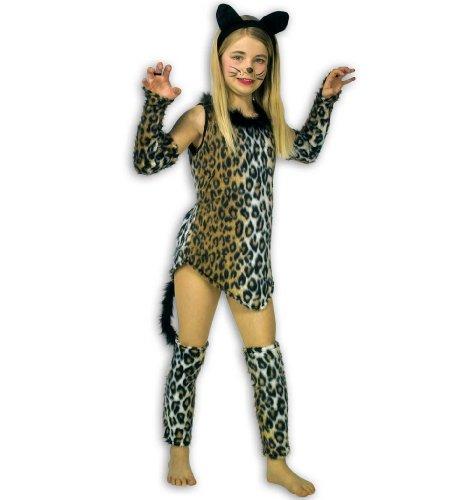 Katze Schnurli Kinder Tier Kostüm Gr 164