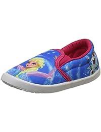 Disney Bubblegummer Boy's Bill Blue Indian Shoes - 3 Kids UK/India (20 EU)(1619221)