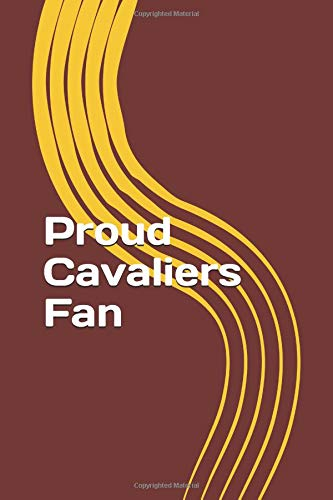 Proud Cavilers Fan: A sports themed unofficial NBA notebook journal for your everyday needs por Jay Wilson