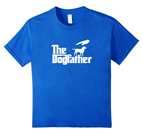 The Dogfather Golden Retriever DOG Men T-Shirt