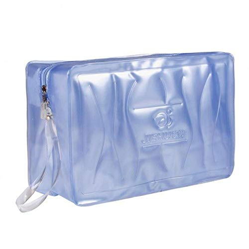 HATCHMATIC Pool Strand Schwimmsporttasche Wasserdichte Hand Trannt PVC Organizer Sack Swimsuit Wash Gargle Speicher # 18: Blau Farbe