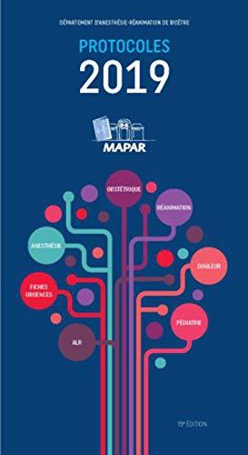 Protocoles MAPAR 2019