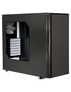 Fractal Design Define R4 Case for Computer - Black Pearl