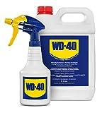 WD-40 49506 Kanister 5 Liter inklusive Handzerstäuber 500 ml, leer