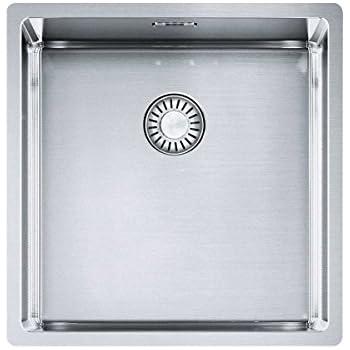 Franke Box BXX 210/110-40 Edelstahl-Spüle glatt Küchenspüle ...