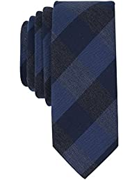 Original Penguin Men's ROSEBUDD CHECK Accessory, -navy, One Size