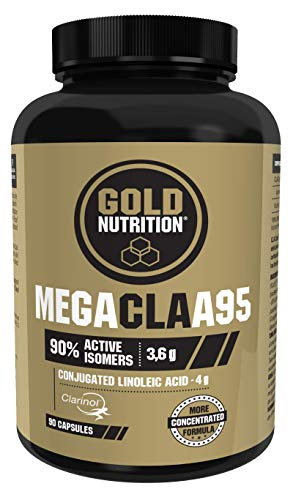 GoldNutrition MEGACLA 1000 Mg A-95 Concentrado - 90 Cápsulas