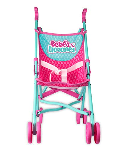 IMC Toys - Bebés Llorones, Sillita de paseo (99999)
