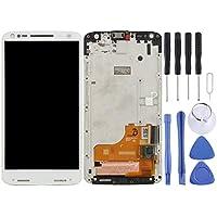 ALLSHOPSTOCK (#94) pantalla LCD y Digitalizador Completo Assembly con Marco para la Motorola