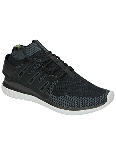 adidas Originals Tubular Nova Primeknit Hommes Baskets Noir S74917 shadow black/core black/future forest