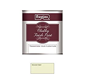 Rustins CHAPC250 Chalky Finish 250 ml, Kenwood, cremefarben