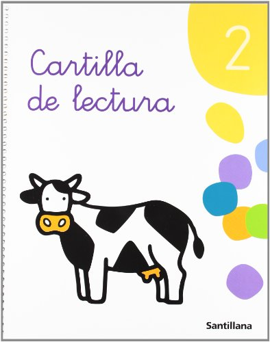 Cartilla de lectura 2, Educación Infantil - 9788429480542