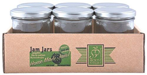 Esschert 's Design C2066groß Jam Pot (Set of 6) - Jam Pot