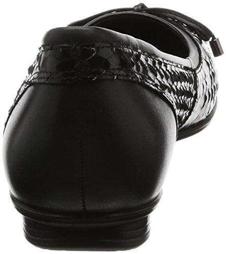 Ecco Touch, Ballerine Donna Nero (51052black/black)