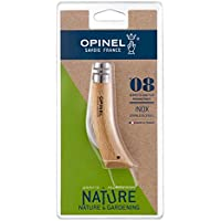 Opinel Horticultural knife-brown, 8cm