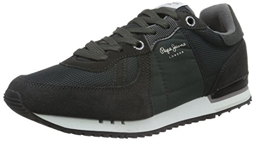 Pepe Jeans Tinker Basic, Baskets Basses Homme