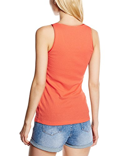 Tommy Hilfiger Underwear Damen Unterhemd Cotton modal tank top Orange