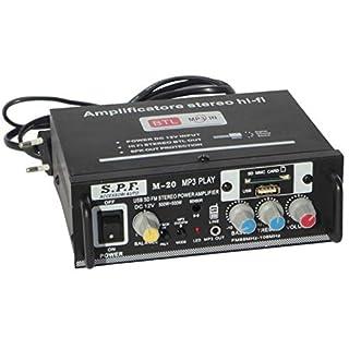 Audio M-20 Stereo Hi-Fi Radio FM 2 Kanäle
