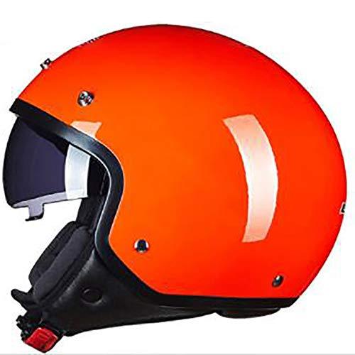 SKINGO offener Helm Innenlinse Schnelle Fassung Design hochwertiger Gehörschutz High-Density ESP Small Hut Design waschbares Innenfutter Halbschalenhelm